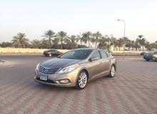Hyundai Azera 2012 For sale - Gold color