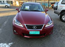 Available for sale! 170,000 - 179,999 km mileage Lexus IS 2012