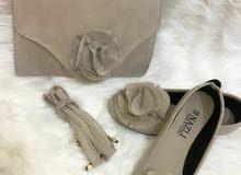 حذاء + حقيبة