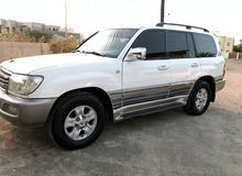 Toyota Land Cruiser car for sale 2000 in Saham city