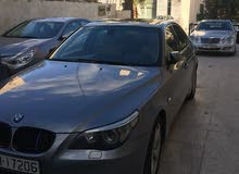 BMW 523 2006 For sale - Grey color