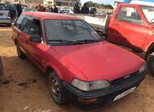 Manual Toyota 1997 for sale - Used - Gharyan city