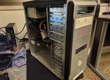 كمبيوتر مكتبي مستعمل بنتيوم 4