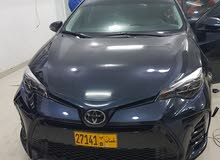 Toyota Corolla 2018 For sale - Blue color