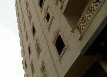 برج مميز ارض مسجلة ورخصة بناء و2مصعد ومرافق كاملة وجراج ومدخل فندقى وحارس عقار ناصية غربى قبلى 150م