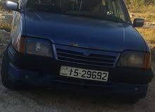 For sale 1988 Blue Ascona