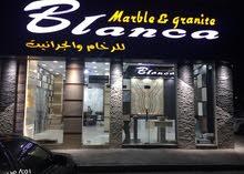 محلين لبيع الرخام للبيع في الخوض السابعه