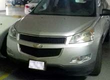 For sale Chevrolet Traverse car in Amman