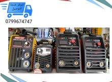 ماكنات لحام ارغون وكهرباء  امبير 500 - 300 - 200 - 100