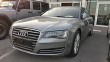 2014 8 Audi A