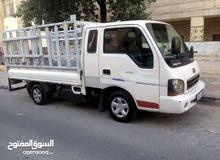 سائق مع بكم بنغو  اطلب العمل لدى شركه او نقل