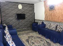 نصف قطعه للبيع المساحه 77 متر مربع دار في مدينة الصدر ق 50