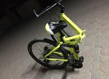 للبيع دراجة هوائية رياضيه قابلة لطي من شركة لاند روفر
