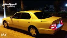 Gasoline Fuel/Power   Lexus LS 1995