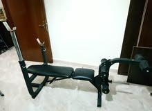 مقعد تمارين / Bench