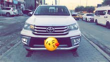 2016 Used Hilux with Automatic transmission is available for sale