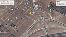 ارض للبيع الطنيب العيادات بالقرب من شارع عمان التموي على شارعين مساحه 533م