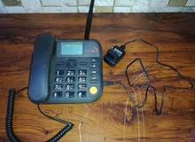 هاتف ريفي جديد بالعقد