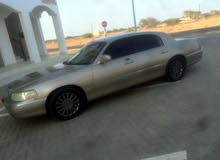 1 - 9,999 km Lincoln Town Car 2003 for sale