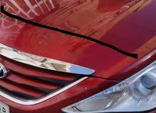 هونداي سوناتا 2014 واردامريكي  رقم واسط  محرك جي دي اي 2400 ماشيه 68 الضرر بنيد