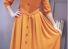 فستان ريون