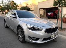 Kia Cadenza 2015 Silver For Sale!
