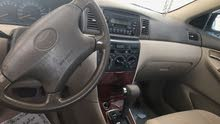 Used condition Toyota Corolla 2005 with 90,000 - 99,999 km mileage