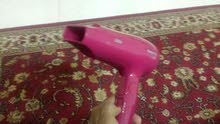 مجفف و مصفف الشعر (سشوار) Hair dryer
