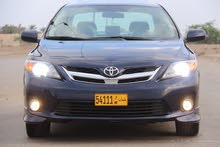 Used condition Toyota Corolla 2012 with  km mileage