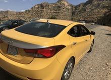 New condition Hyundai Elantra 2016 with  km mileage