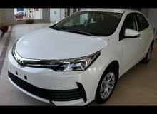 مطلوب 10 سيارات للايجار ( تويوتا كورولا )