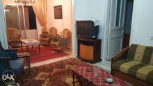 شقة للايجار مفروشة فرش كامل 2 نوم2 صالون و مطبخ و حمام 650$