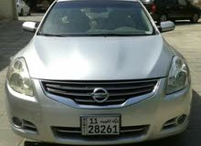 For sale 2012 Silver Altima