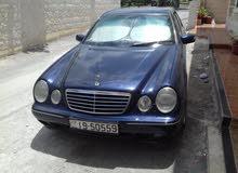 Mercedes Benz E 200 2001 For sale - Blue color