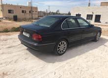 New BMW 520 1997