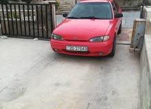 Manual Hyundai 1995 for sale - Used - Amman city