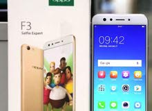 oppo f3 4 gb 64 gb gold colour good condition with bo