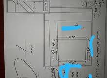 قطعة ارض 398م للبيع