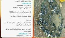 مصيده طيور بالريموت (فخ)