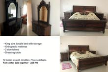 Bedroom Sets, Living Room & Dining Room