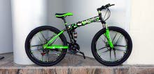 24 inch foldable land rover bicycle