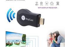 جهاز anycast..الدنجل ...هو جهاز لتوصيل تلفونك مع التلفزيون عبر الواي فاي بجوده H