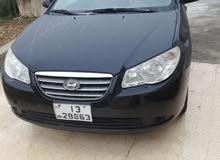 Hyundai Elantra car for sale 2008 in Amman city