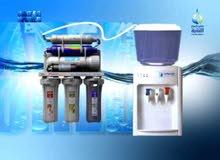 فلاتر ماء سبع مراحل للبيع