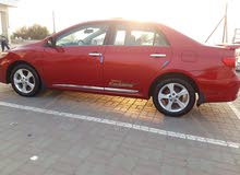 Toyota Corolla 2013 For sale - Red color