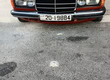 1980 Mercedes Benz in Irbid