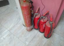 طفايات حريق