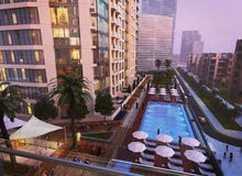 شقة للبيع وباطلاله على برج خليفه