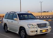 Available for sale!  km mileage Lexus LX 2000