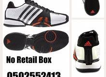 حذاء جديد من اديداس مقاس 7